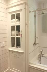 linen closet in bathroom. Bathroom: Lovely Palmetto Bathroom Linen Storage Cabinet In Cabinets From Endearing Closet D