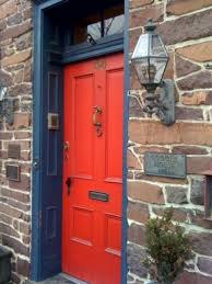 what color to paint front doorPopular colors to paint an entry door  DIY