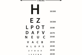 Eye Charts Used By Doctors Eye Chart Doctor Optometrist Ophthalmologist Problem Disease Vision Test Glasses Svg Eps Digital Clipart Vector Cut Cutting Download File