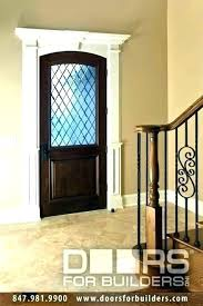 half glass front door half ss front door beveled privacy french doors with transom window wood half glass front door