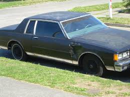thizzdumb206 1986 Chevrolet Caprice Specs, Photos, Modification ...