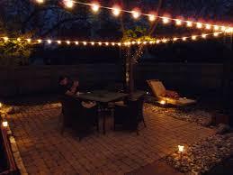 Exterior Patio String Lights Decoraciones Party - Hanging exterior lights