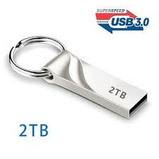 <b>Hot Sale</b> 3.0 Flash Drives Metal <b>Keychain</b> 1TB 2TB Memory USB ...