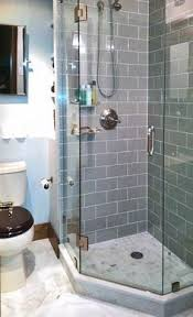 small bathroom shower. Jason\u0027s Luxe Factor. Corner Showers BathroomDownstairs Small Bathroom Shower A