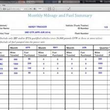 Get Ifta Trip Sheets Template Mileage Trip Sheet Ifta Document And