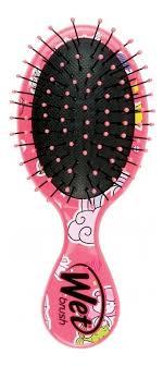 Щетка для спутанных волос Mini Detangler Brush Happy Hair ...
