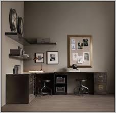 modular corner desk system