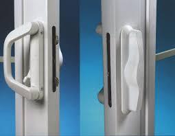 image of sliding glass door locks security