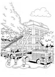 Small Picture 100 ideas Coloring Pages Of Houses On Fire on kankanwzcom