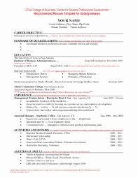 ... Ms Word Resume Template Fresh Microsoft Word Resume Templates 2011 Free  Skillbazaar ...