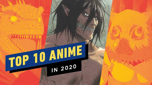 top 10 most aned anime of 2020