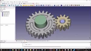 Freecad Gear Design Freecad Gears Animations