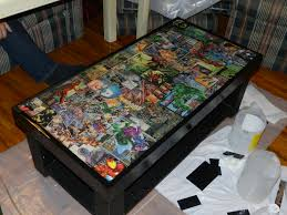 diy comic book desk. Awesome Dscn With Table Epoxy Diy Comic Book Desk D