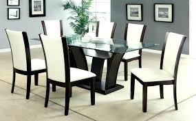 black extendable dining table glass dining room tables and chairs dining room chair black dining table and chairs extendable dining room black round