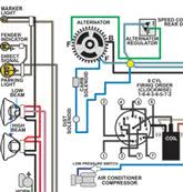 express classic car wiring com home of the original color laminated on classic car wiring diagrams