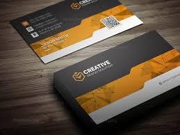 Creative Business Card Design Template 000462 Template