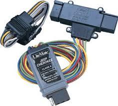 similiar jeep cherokee wiring harness keywords hoppy trailer wiring harness 1991 96 xj cherokee 42455