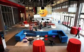 Youtube office space London Logo Youtube Office Interior Design In Los Angeles Ca Pinterest Youtube Office Interior Design In Los Angeles Ca Work In 2019