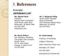 How To List References On A Cv Writing References On Resume Rome Fontanacountryinn Com