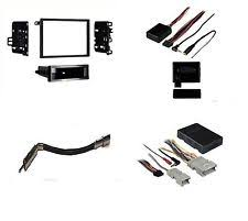 dash parts for buick rendezvous ebay Metra Wiring Harness Buick Rendezvous stereo radio single din dash kit with bose & onstar wiring harness interface pkg (fits buick rendezvous) Metra Wiring Harness Diagram