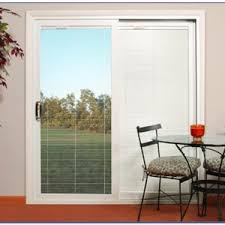 patio doors with blinds between the glass: blinds for sliding glass patio doors