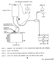 tractor generator wiring diagram fresh wiring diagram as well generator regulator wiring diagram at Regulator Wiring Diagram
