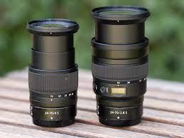 nikon z 24 70mm f2 8 s review cameralabs