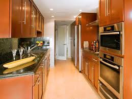 Gallery Kitchen Galley Kitchen Designs Hgtv