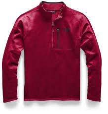 The North Face Mens Canyonlands 1 2 Zip