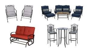 iron patio furniture. With Warm Weather Right Around The Corner, It\u0027s Time To Think About  Updating Your Patio Furniture. Wrought Iron Furniture Is A Wonderful Investment,