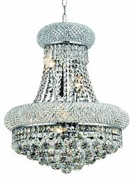 1800 primo collection pendant d 16in h 20in lt 8 chrome finish royal cut crystals v1800d16c rc elite fixtures