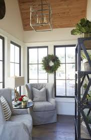 Sunroom. Saw this little sunroom off the kitchen in person and want one of  my