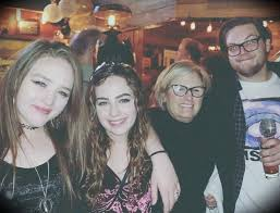 Best Photos Of Mary Mouser's Mom, Sister & Brother – Law Of The Fist