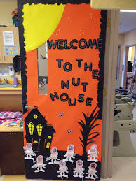 classroom door decorations for halloween. Halloween Decorations For Classrooms Decorating Doors Ideas Khosrowhassanzadeh Classroom Door O