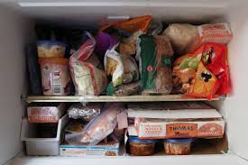 Freezer Chart Shows How Long To Freeze Foods Simplemost
