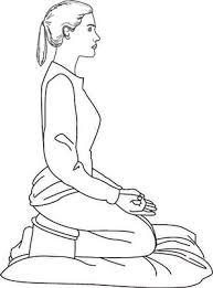 mindfulness sitting tation