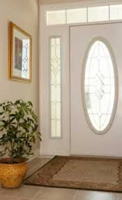 oval glass reion doors are instant classics