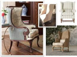 wing back dining chair. Model Wingback Dining Chair Image Wing Back N