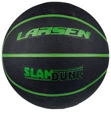 Баскетбольный <b>мяч Larsen Slam Dunk</b>, р. 7 — купить по выгодной ...