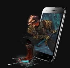 Micromax A115 Canvas 3D Phone ...