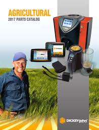 dickey machine works agricultural 2017 parts catalog dickey john pdf catalogue