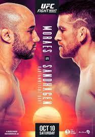 UFC Fight Night 179 Fight Card – Fights ...