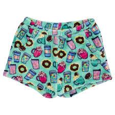 Pajama Shorts Pattern Custom Design Inspiration