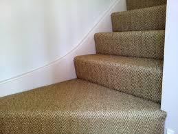 best sisal carpet elegant herringbone sisal on stairs stairs and beautiful sisal carpet ideas inspirations
