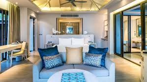 Ocean Bedroom One Bedroom Ocean Pool Villa Pullman Phuket Arcadia