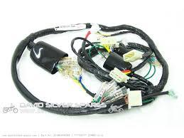 honda cb400f super sport four wiring harness parts for honda image of wiring harness enlarge image