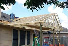 patio cover patio gable roof framing