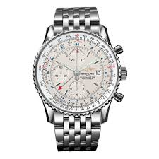 mens breitling watches beaverbrooks the jewellers breitling navitimer world chronograph men s watch