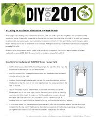 installing an insulation blanket on a water heater on average water heating costs homeowners between 400 and 600 a year one way to cut this cost is to