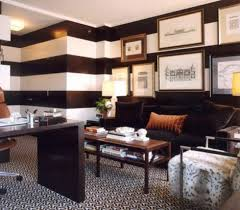 masculine home office. Stylish And Dramatic Masculine Home Offices Office D
